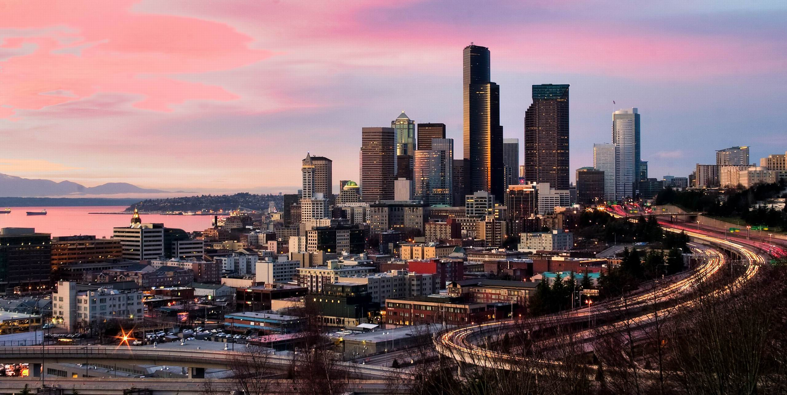 Seattle Hd Wallpapers