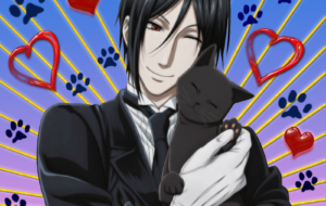Sebastian Michaelis HD Wallpaper
