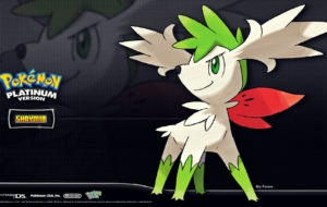 Shaymin Computer Wallpaper