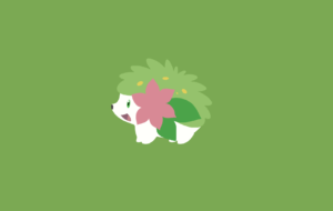 Shaymin HD Wallpaper