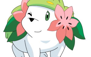 Shaymin High Definition
