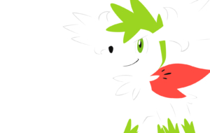 Shaymin Photos
