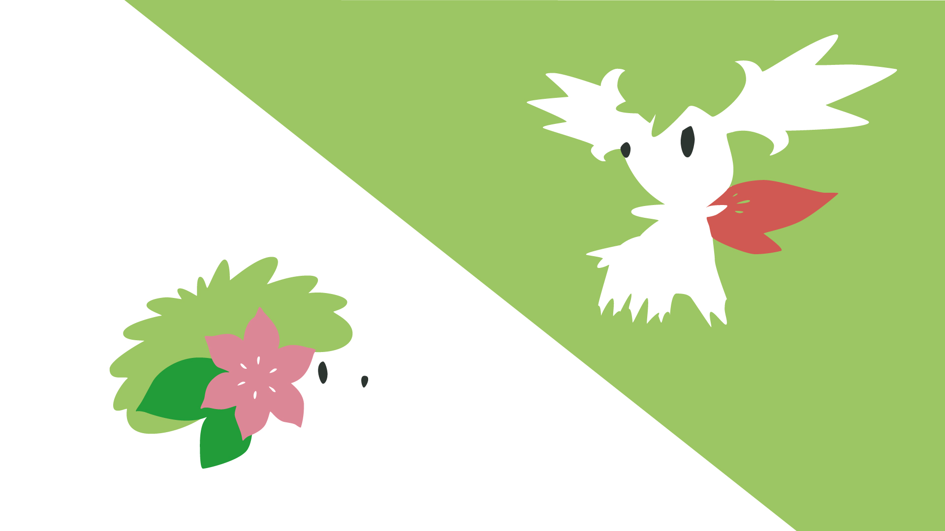 Shaymin HD Wallpapers