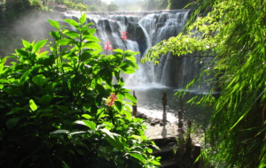 Shifen Waterfall Full HD