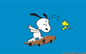 Snoopy Background