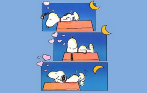 Snoopy HD Background