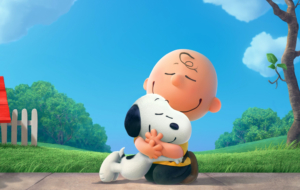 Snoopy HD Wallpaper