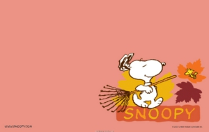 Snoopy For Desktop