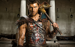 Spartacus TV Series Computer Wallpaper