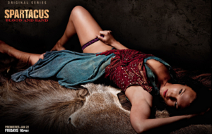 Spartacus TV Series HD