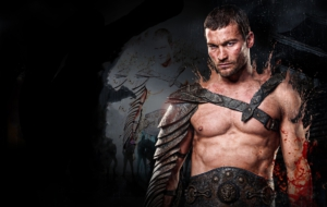 Spartacus TV Series Images