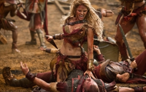 Spartacus TV Series Pictures