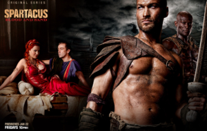 Spartacus TV Series Widescreen