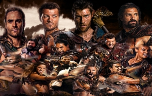 Spartacus TV Series Full HD