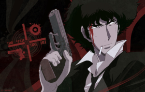 Spike Spiegel HD Background