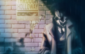 Spike Spiegel Widescreen