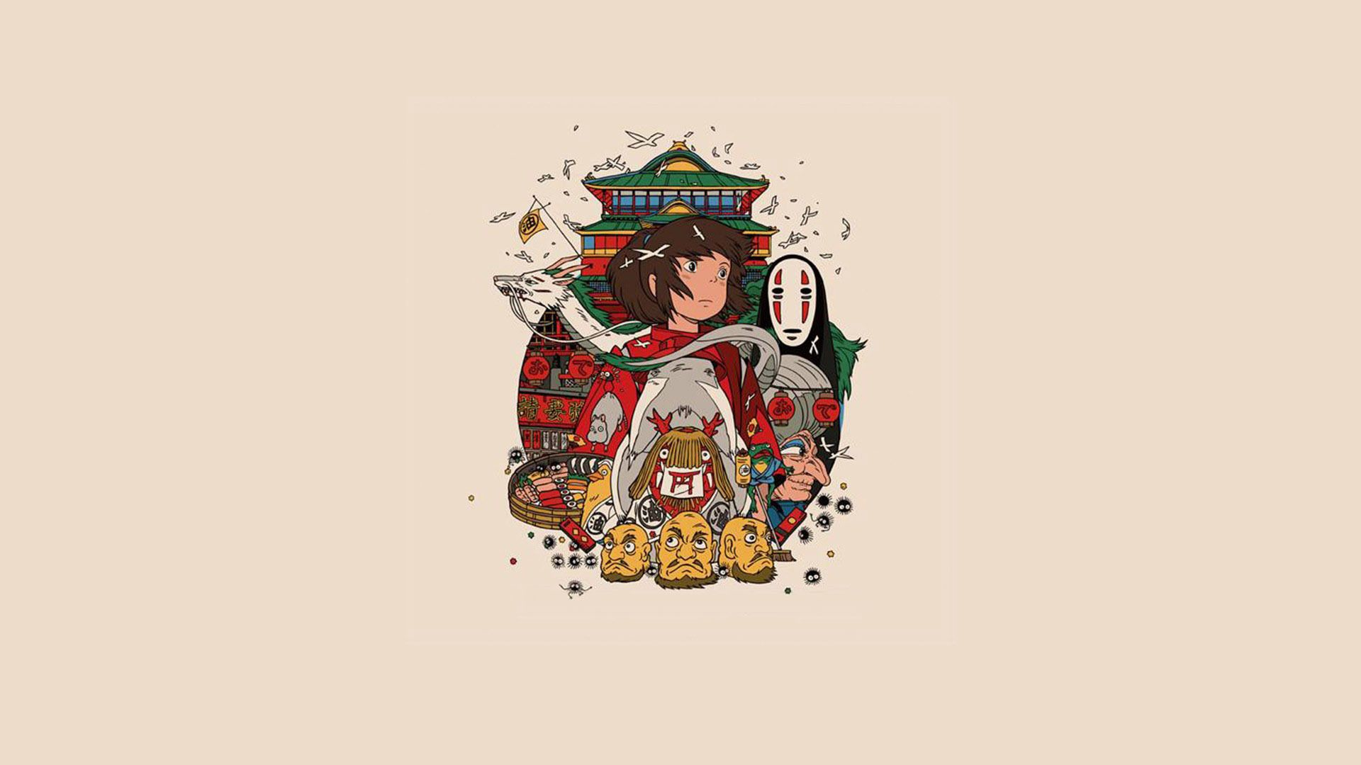 Spirited Away Hd Wallpapers