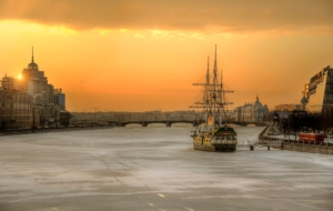 St Petersburg HD Wallpaper