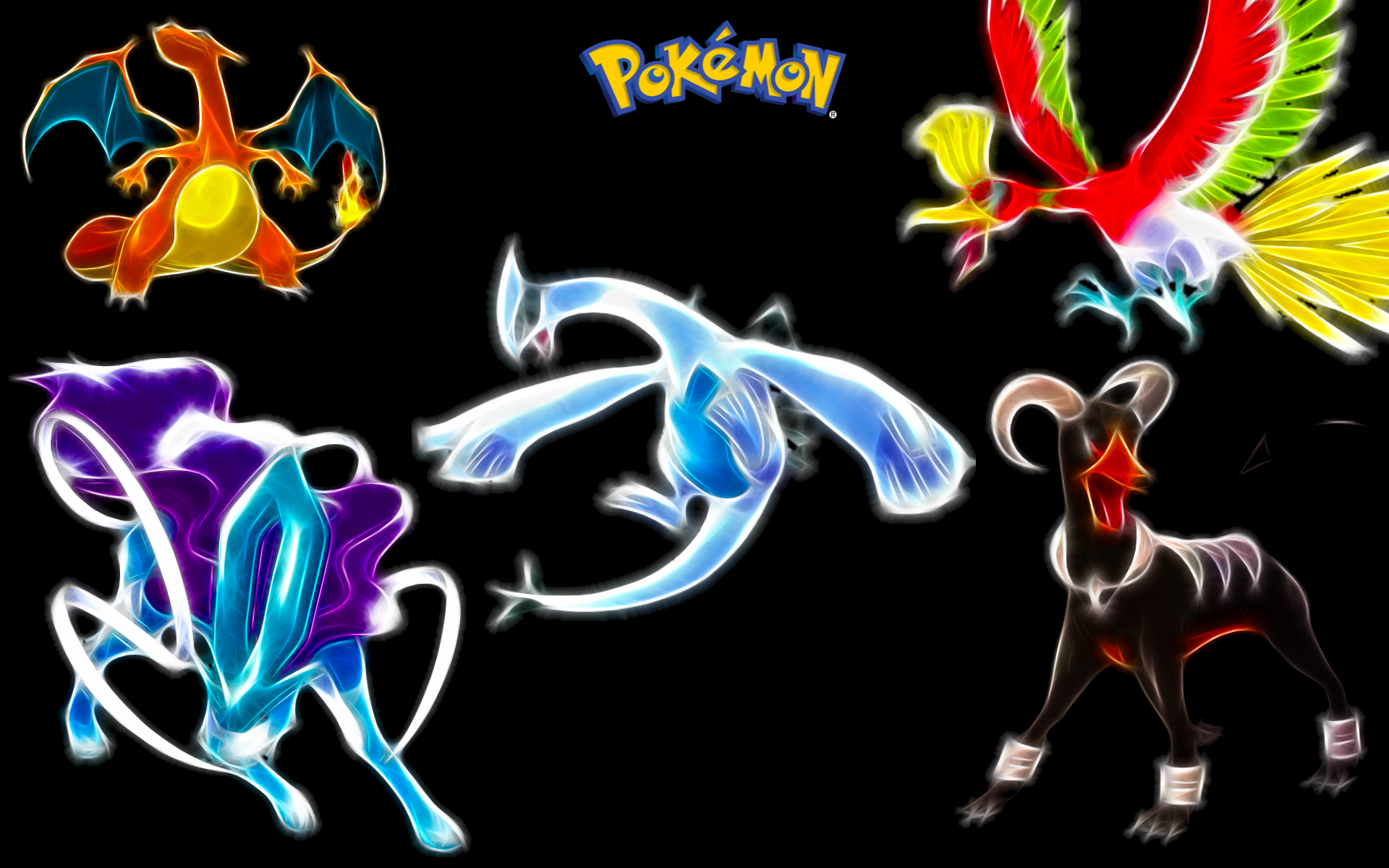 suicune pokemon hd wallpapers - photo #23