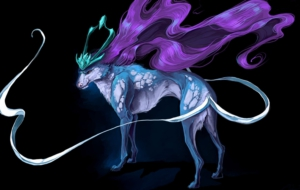 Suicune High Quality Wallpapers