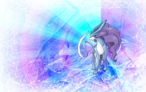 Suicune Wallpaper