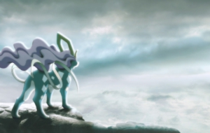 Suicune Wallpapers
