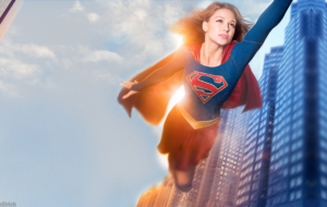 Supergirl TV Series 4K