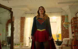 Supergirl TV Series HD Wallpaper