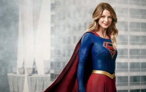Supergirl TV Series Wallpaper
