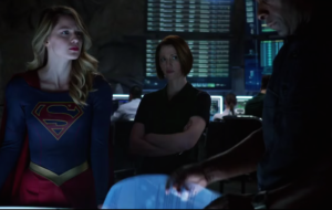 Supergirl TV Series Widescreen
