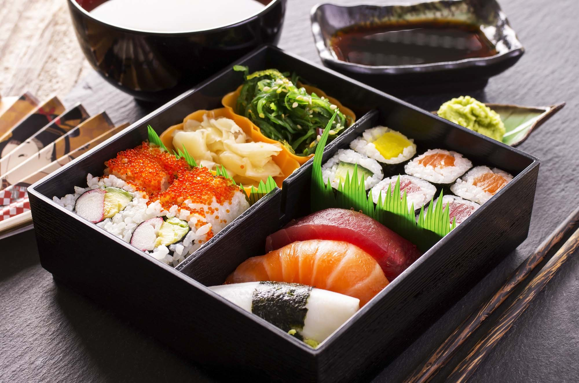 Sushi hd wallpapers for Asian cuisine catering