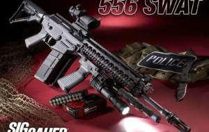 Swis SIG716 Rifle Wallpapers