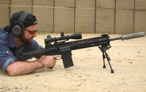 Swis SIG716 Rifle Widescreen