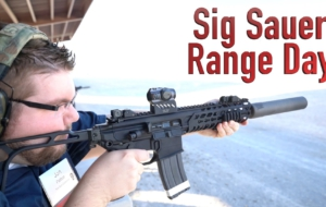 Swis SIG716 Rifle For Desktop