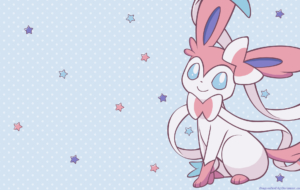 Sylveon HD Desktop