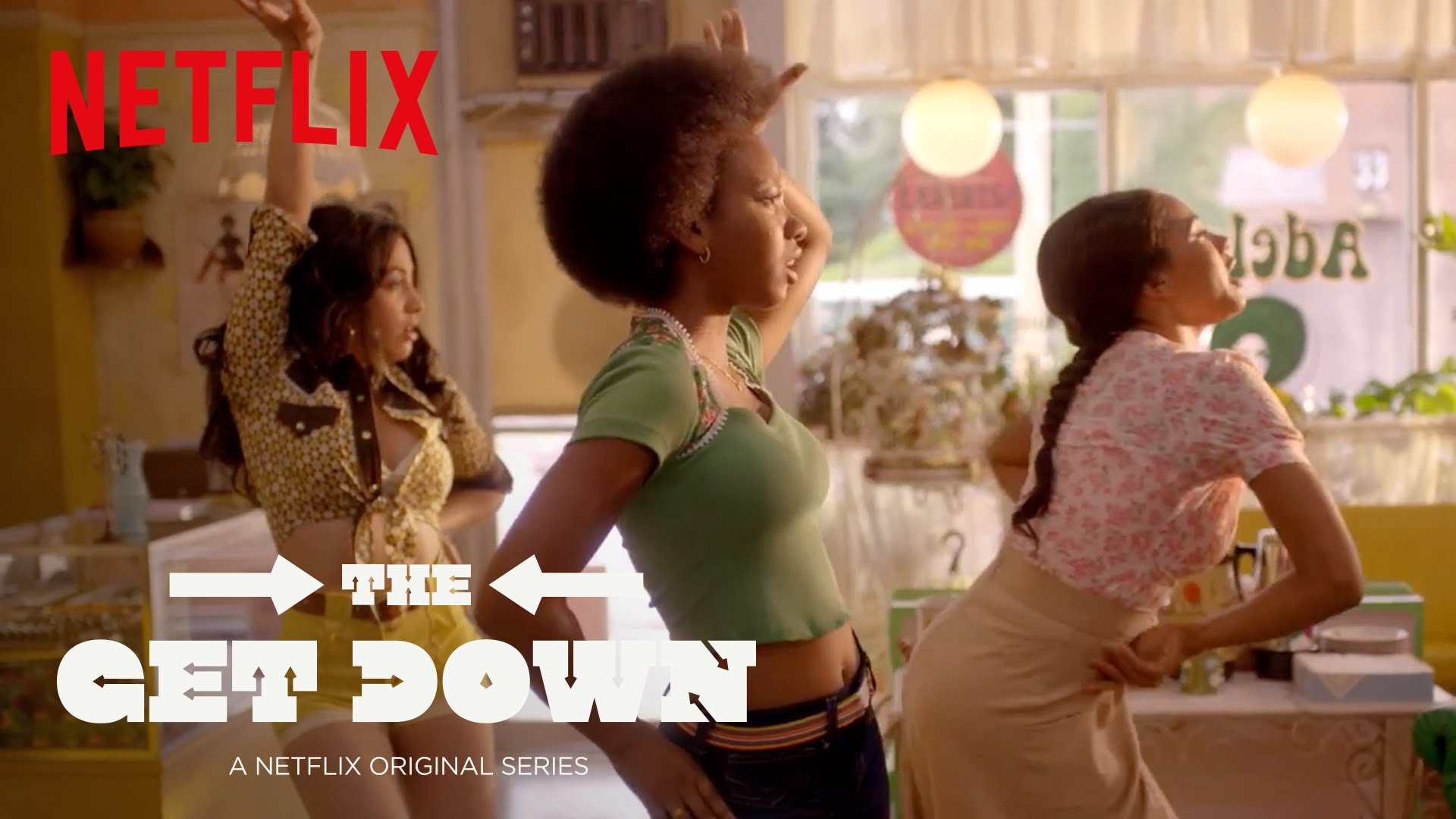 The Get Down HD Background the get down hd wallpapers,Get Down Meme Mp3