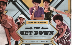 The Get Down Wallpaper