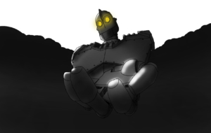 The Iron Giant Background