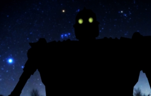 The Iron Giant Desktop