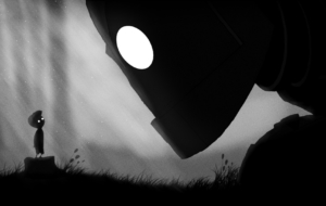 The Iron Giant Widescreen
