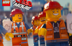 The LEGO Movie 4K