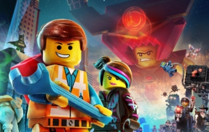 The LEGO Movie Desktop