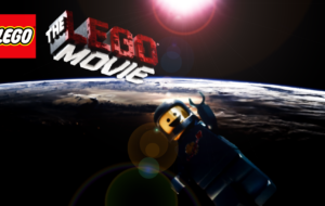 The LEGO Movie HD Background