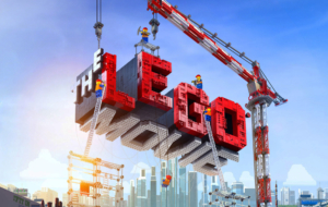 The LEGO Movie HD Wallpaper