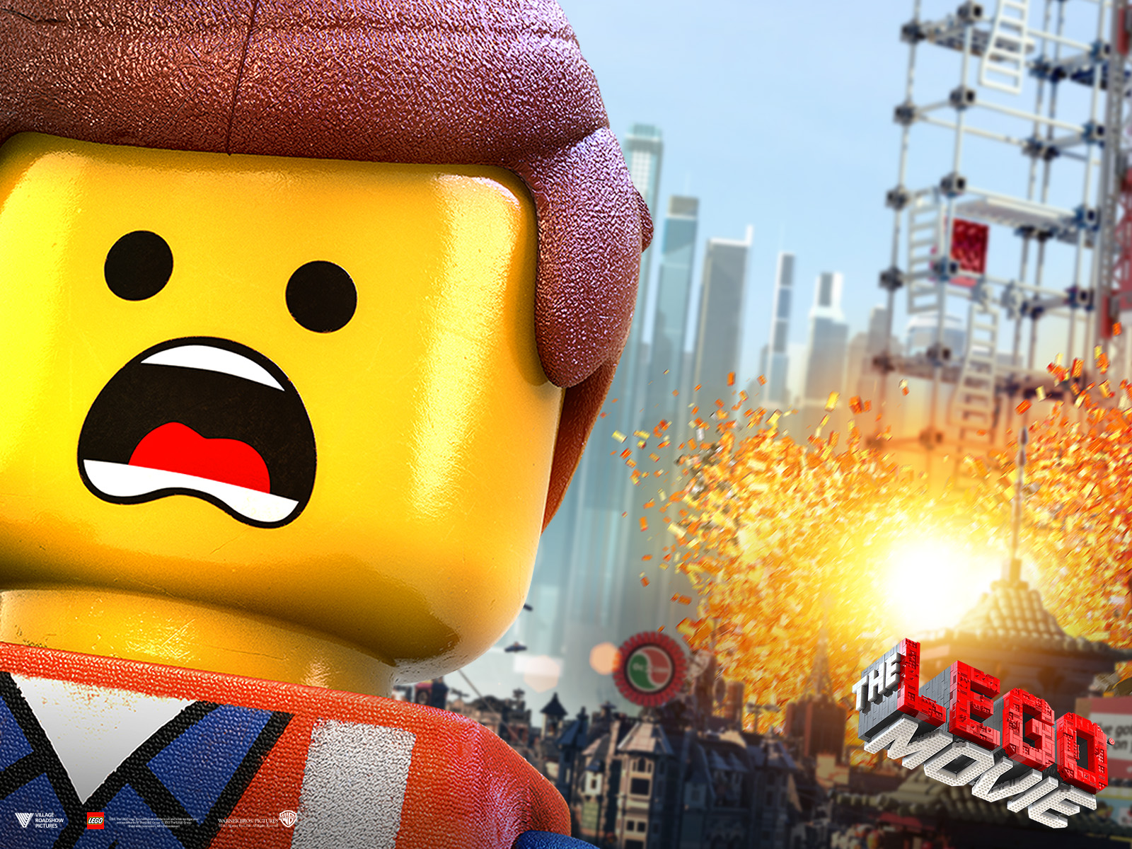 The lego movie hd wallpapers - Lego wallpaper ...