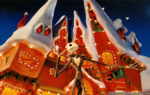 The Nightmare Before Christmas HD Background