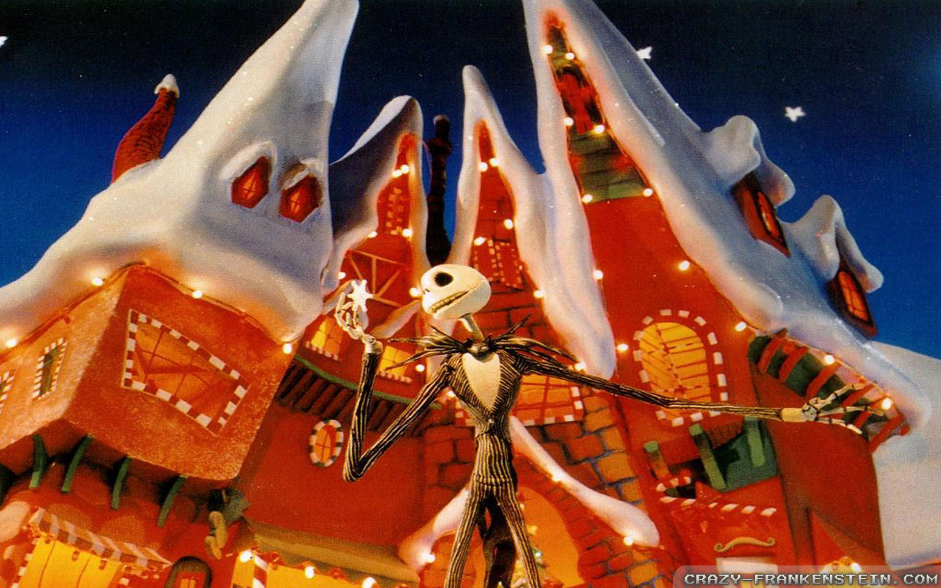 the nightmare before christmas hd background - Nightmare Before Christmas Backgrounds