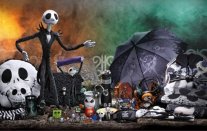 The Nightmare Before Christmas HD Desktop
