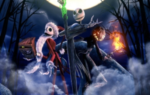 The Nightmare Before Christmas High Definition Wallpapers