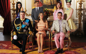The Royals TV Series Images